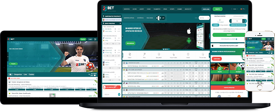 22bet app Android & iOS